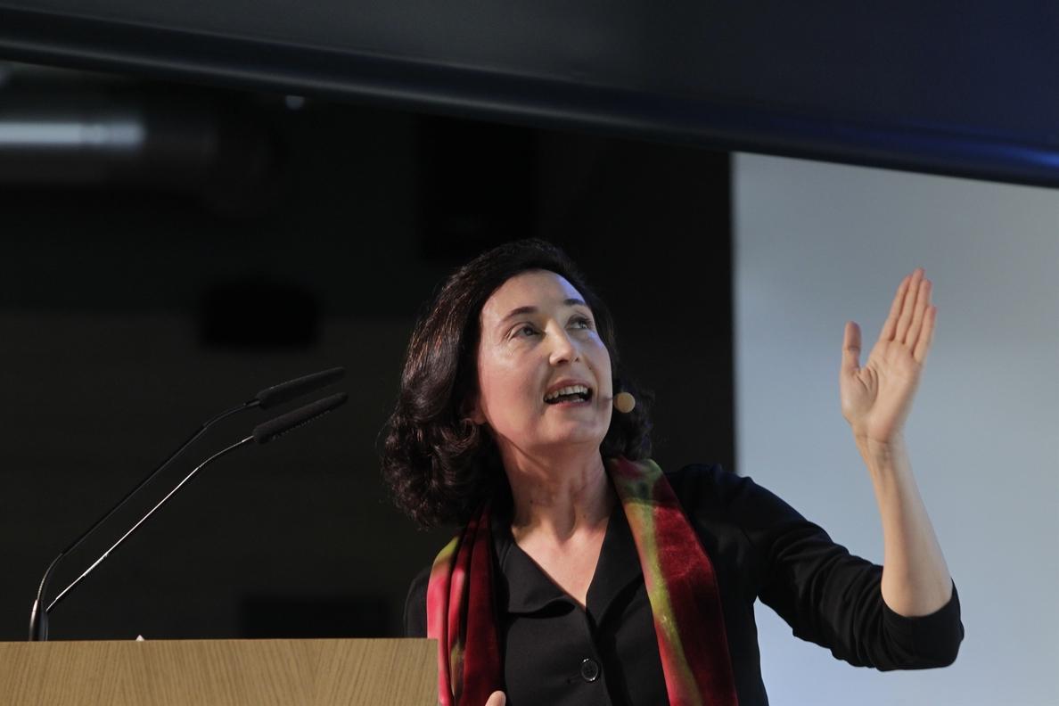 Elsa Punset: «Es un momento de empoderamiento de los ciudadanos y el reto es reclamar la capacidad de decidir»