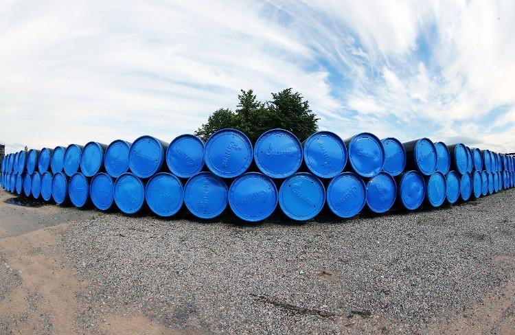 Seis países de Europa dependen al 100% del gas procedente de Rusia