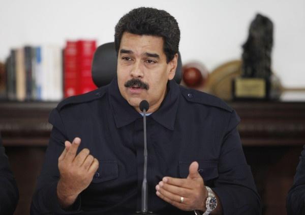 Maduro dice que las protestas de Venezuela no son su «primavera árabe» y acusa a EEUU de estar detrás