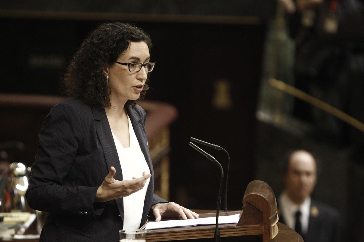 Rovira lamenta que su propuesta sólo ha recibido «improperios y amenazas» del Gobierno