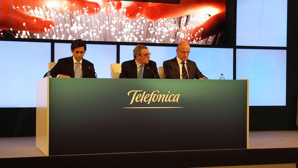 Telefónica, la estrategia de la inmovilidad