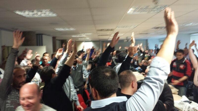 ALSA y el comité de empresa alcanzan un preacuerdo laboral que podría poner fin a la huelga que suma 35 días