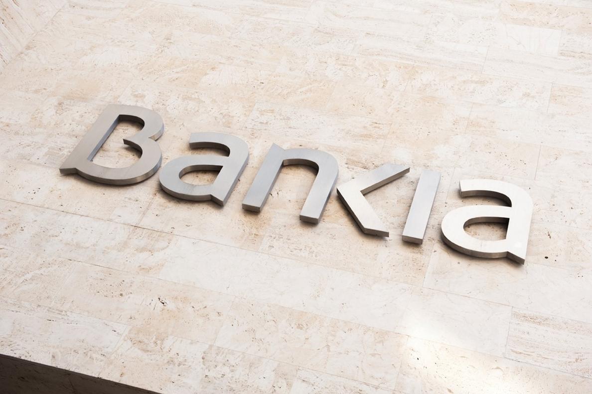 (Ampl) Bankia inicia la venta del 4,94% que posee en Iberdrola