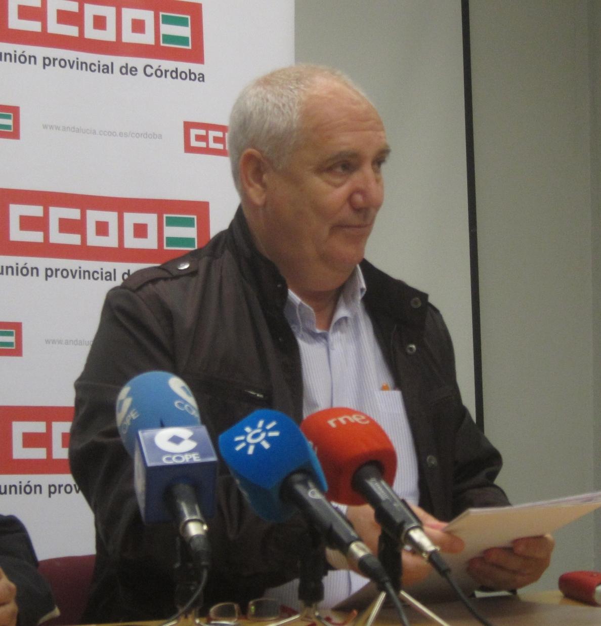 Carbonero lamenta que Deoleo «se la van a llevar otros» porque «no hay nadie» que apueste porque siga siendo española