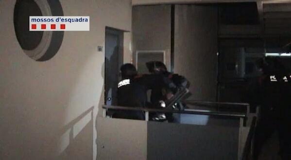 Catorce detenidos por el asesinato de un hombre hallado en un contenedor de Empuriabrava (Girona) en 2013