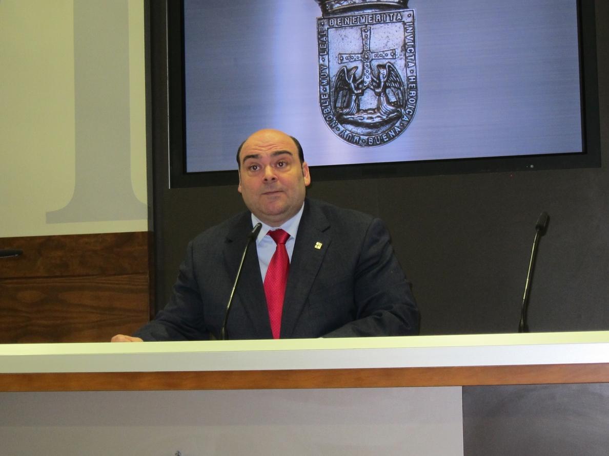 Caunedo reconoce que el Palacio de Buenavista es un «proyecto propio de otros tiempos»