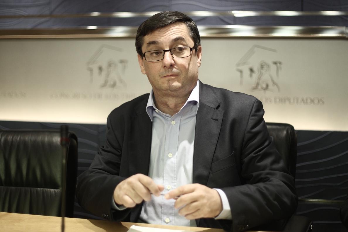 Centella ve a Cañete como «candidato a la fuerza», que usará la campaña como «trampolín» para llegar a comisario