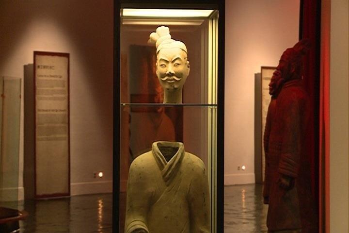 El Centro Cultural de la Villa amplía en Semana Santa los horarios para visitar la exposición »Terracotta Army»