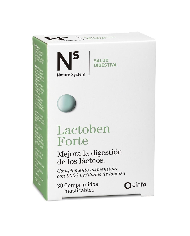 Cinfa lanza »Ns Lactoben», un complemento de lactasa para mejorar la digestión de los lácteos