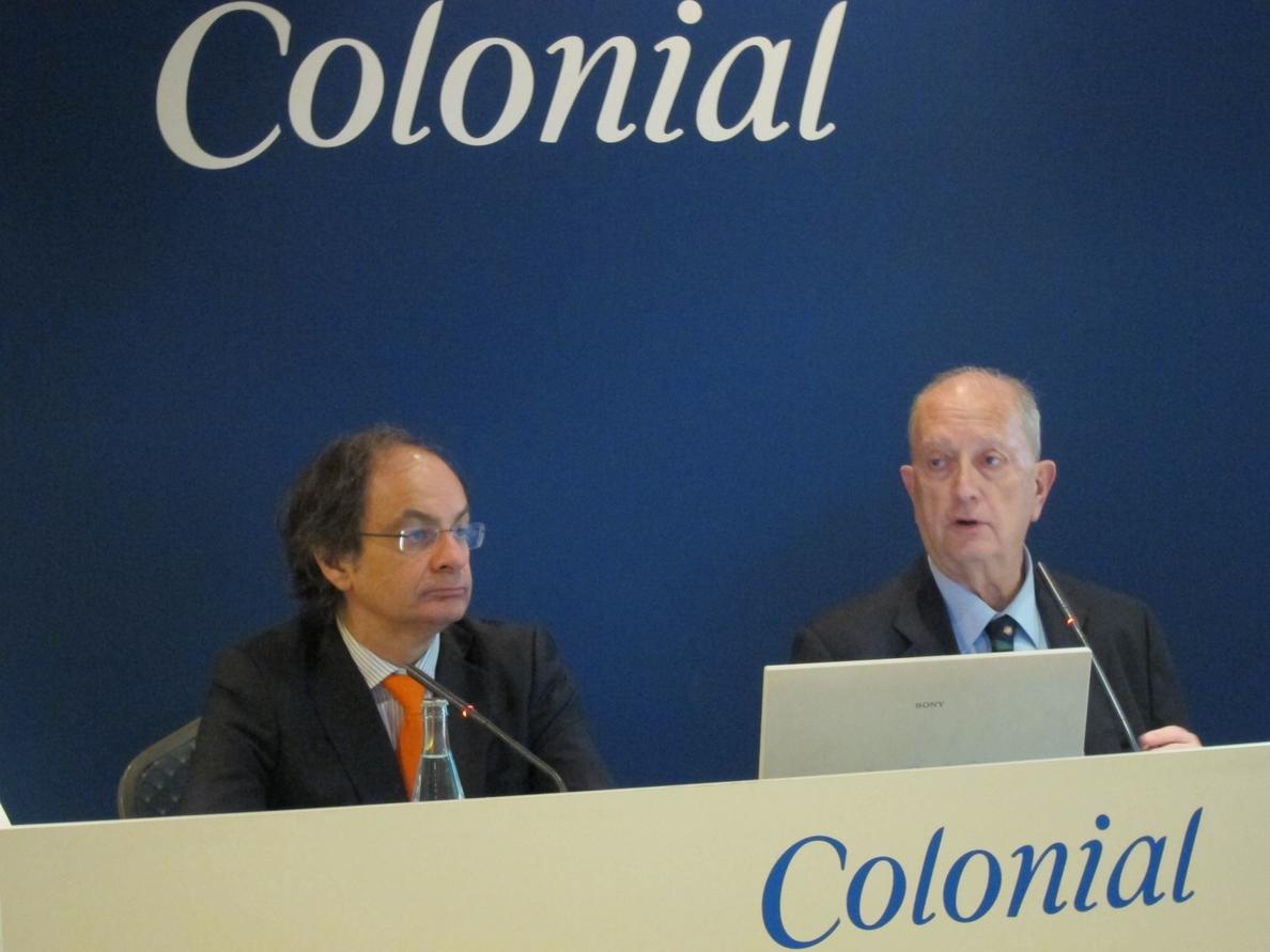 Colonial se garantiza la suscripción de la ampliación de 1.266 millones con Morgan Stanley