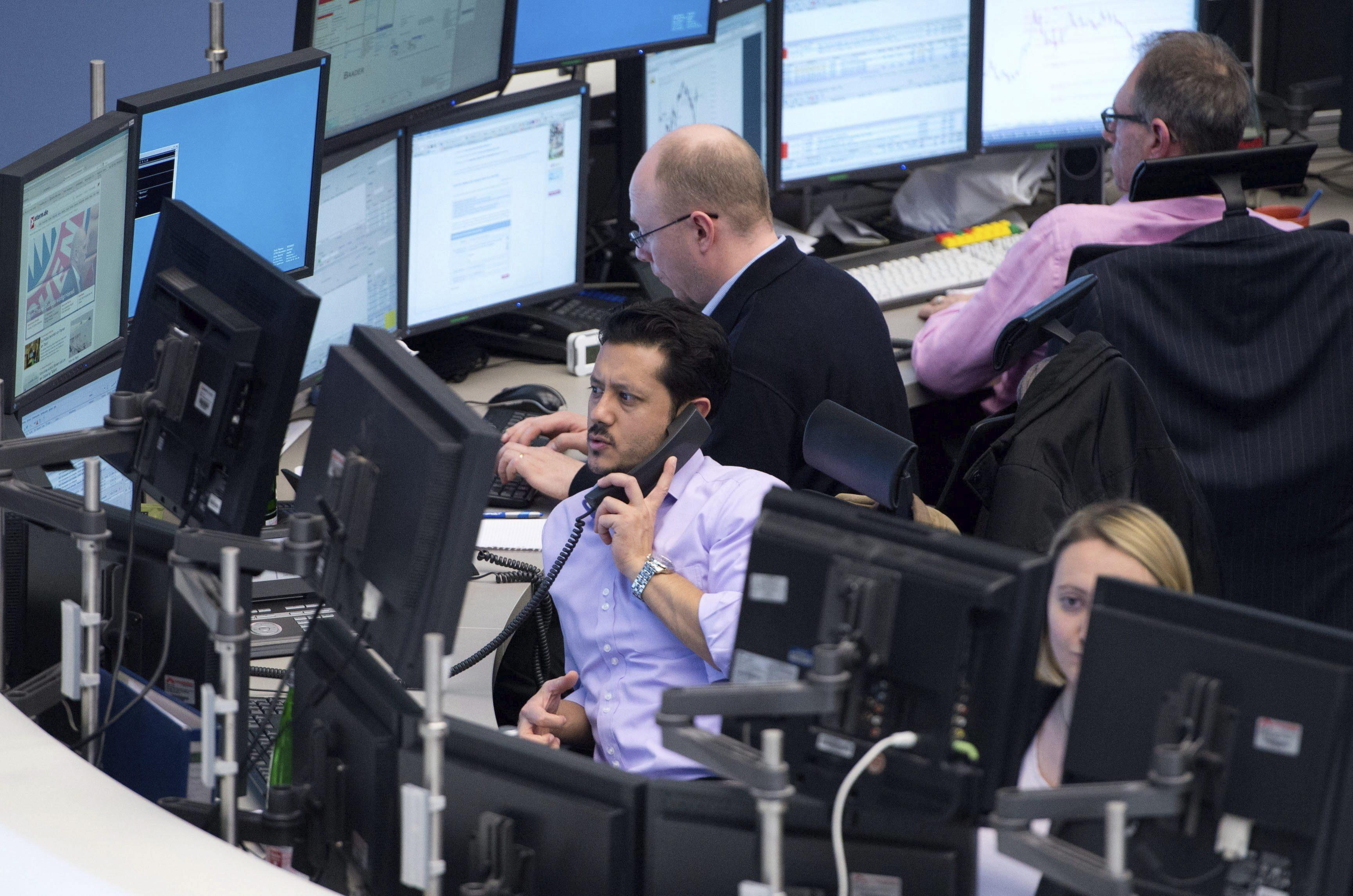 La Bolsa de París gana un 0,14 por ciento en la apertura