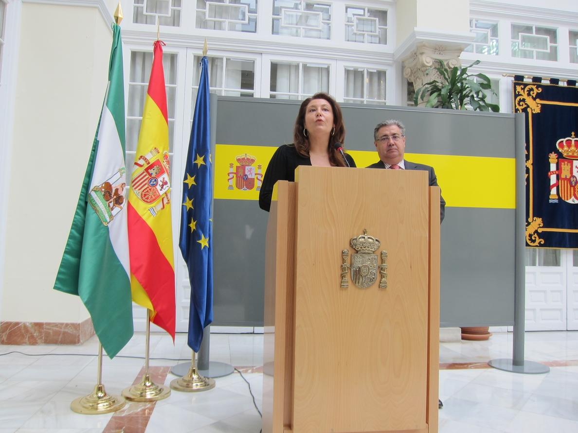 Delegada del Gobierno dice que la búsqueda de Marta «sigue adelante» y el juzgado decidirá sobre los restos óseos