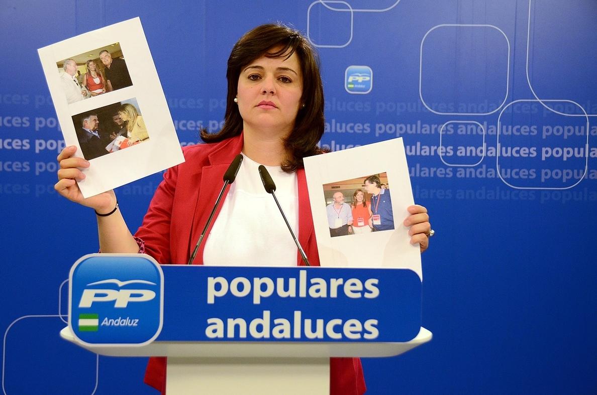 PP-A pide explicaciones a Díaz del atestado de la UCO que «apunta a sus padres políticos» Viera, Vallejo y Caballos