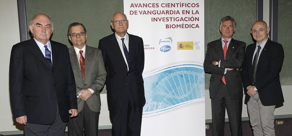 Experto cree que la actividad de los institutos de investigación sitúan a España en una posición «potente y competitiva»