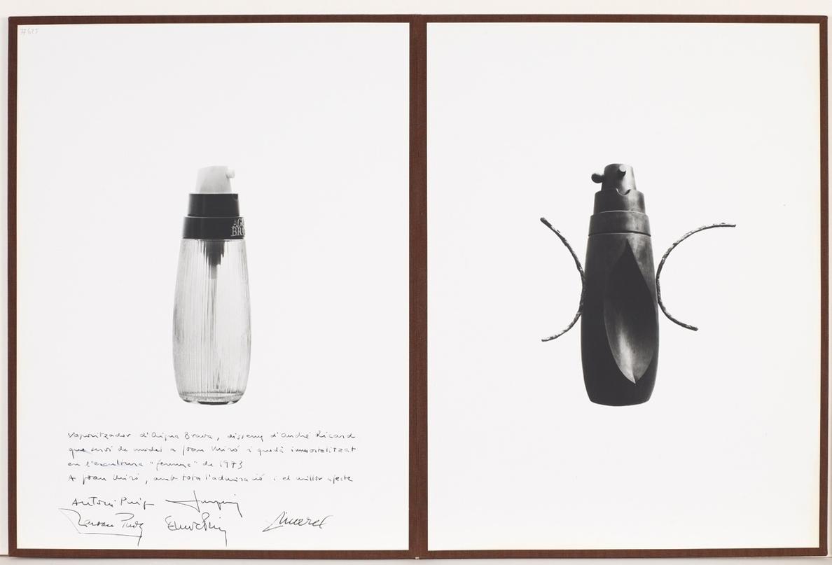 La Fundació Joan Miró cede durante dos años la escultura »Femme» a la nueva sede de Puig
