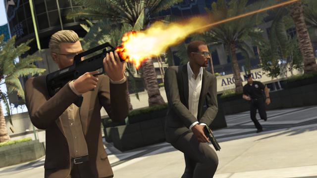 GTA Online añadirá las actividades de captura al creador de partidas