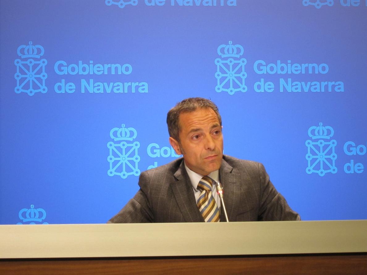 El Gobierno foral defiende, tras el rechazo del Congreso a la consulta en Cataluña, que «se respeten las leyes»