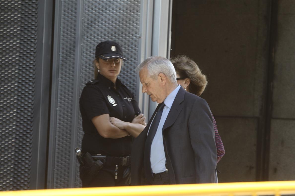 Gómez de Liaño dice que «lo prioritario» en la declaración de mañana es contestar al juez Ruz y a la Fiscalía