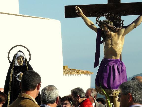 Horarios e Itinerarios de las procesiones de Ibiza en Semana Santa 2014