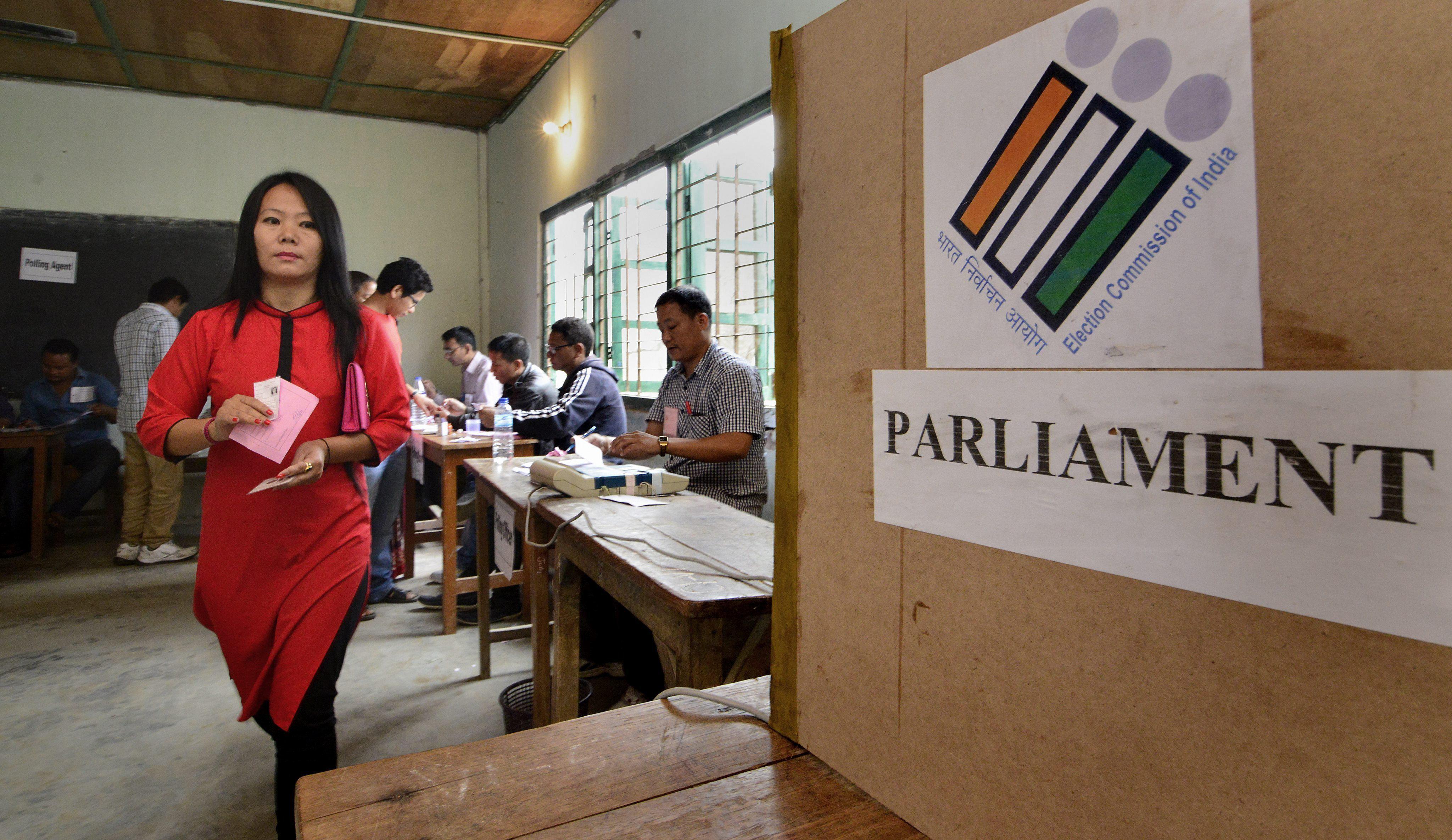 La India celebra la segunda fase de las elecciones generales