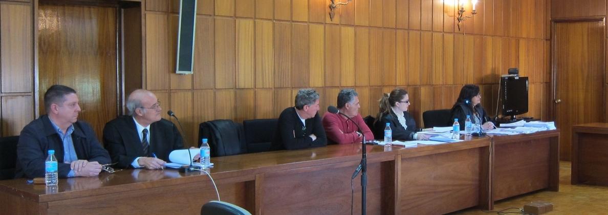 Jurado Popular declara culpable por unanimidad al guardia civil que filtró documentos a dos »narcos»