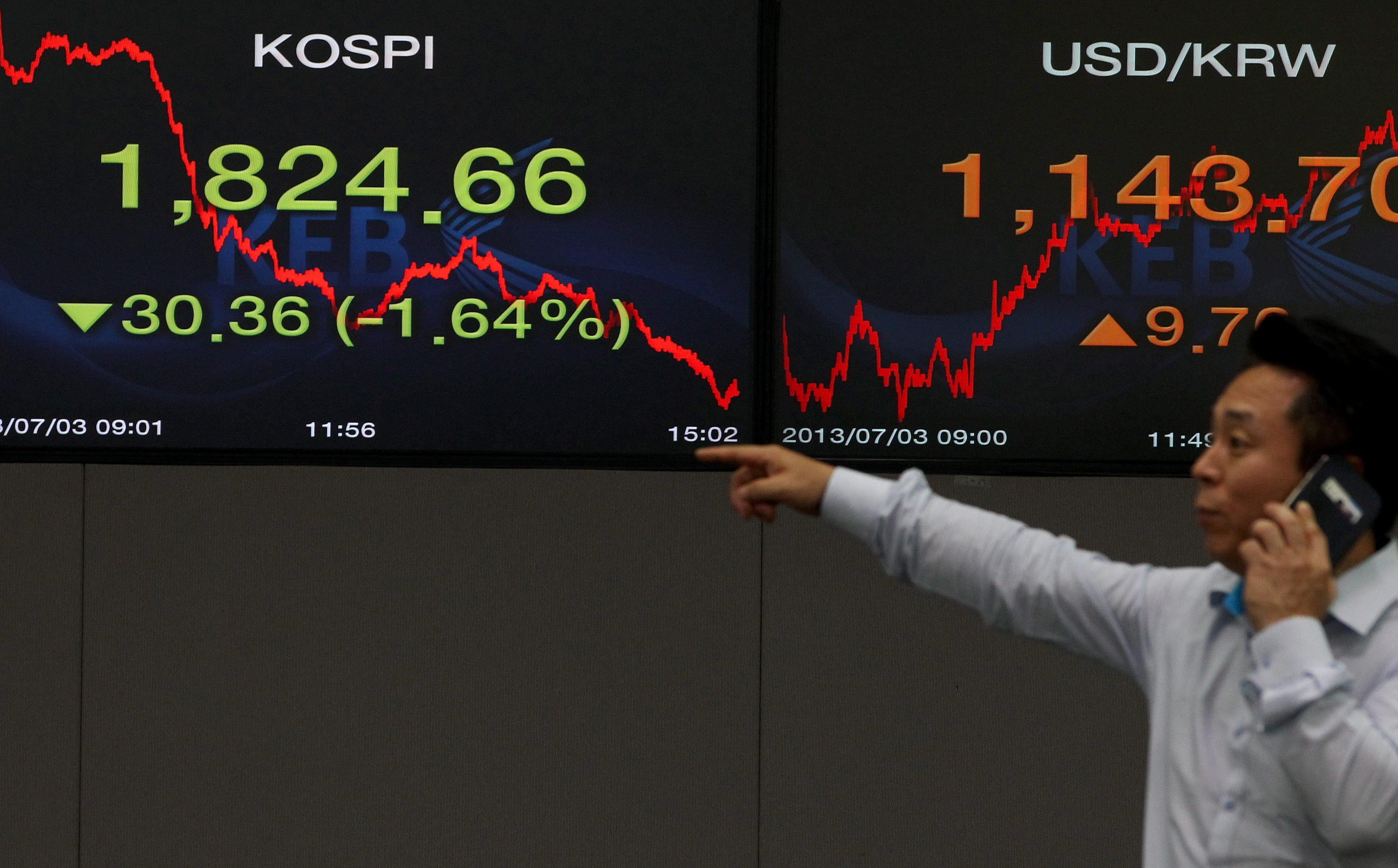 El Kospi sube un 0,24 por ciento hasta los 1.997,98 puntos