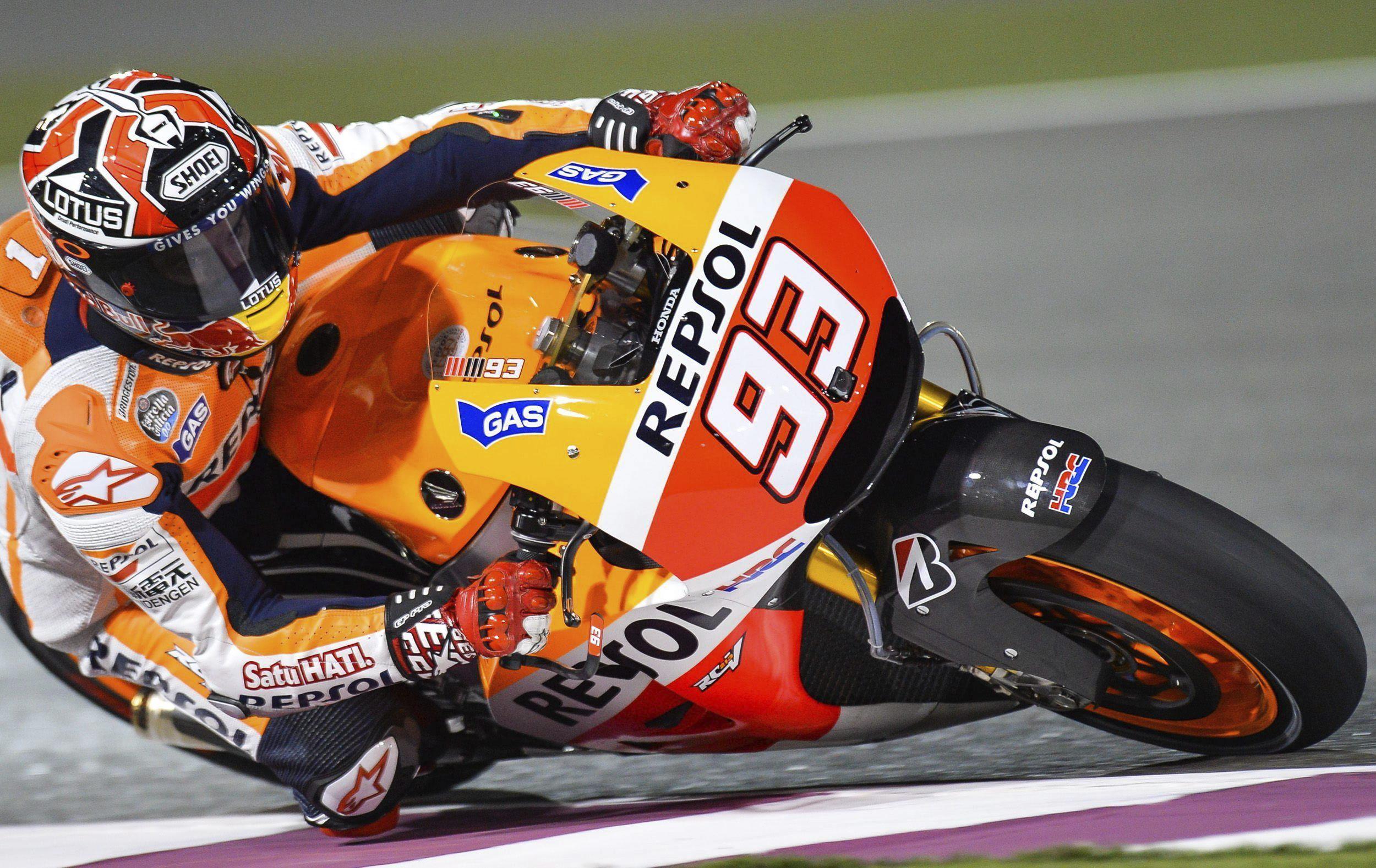 Márquez será el rival a batir en un circuito en el que comenzó su año récord