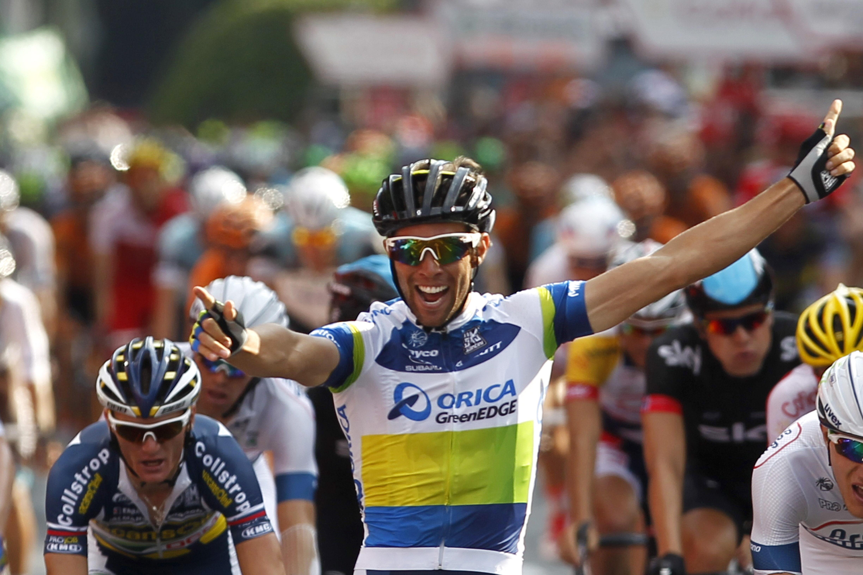 Contador: «Me hace una ilusión especial ganar en Arrate»