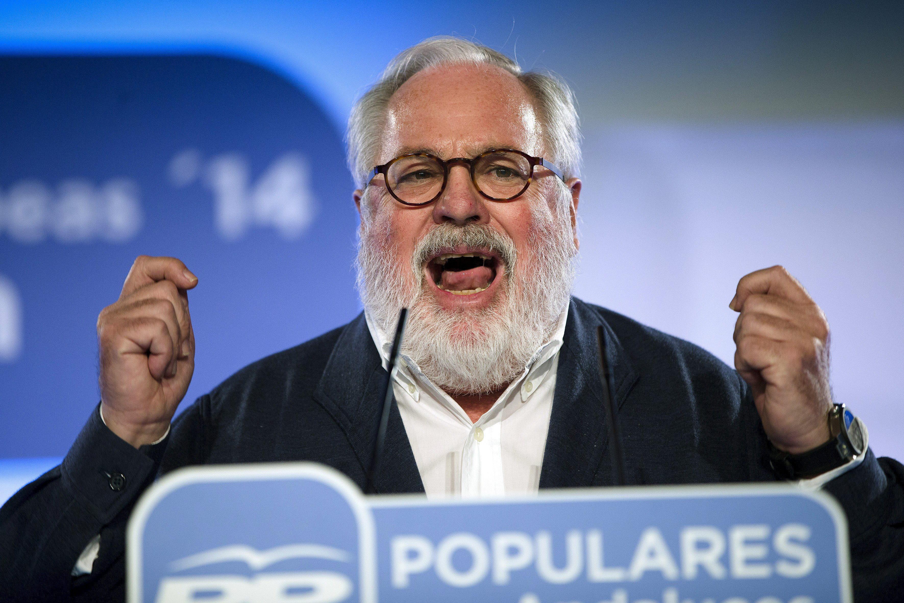 Rajoy no rompe ningún pronóstico y elige al candidato previsible: Cañete
