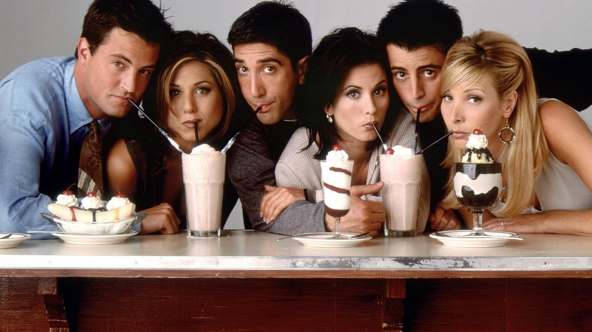 NBC busca a los nuevos »Friends» o »Seinfeld» en Internet