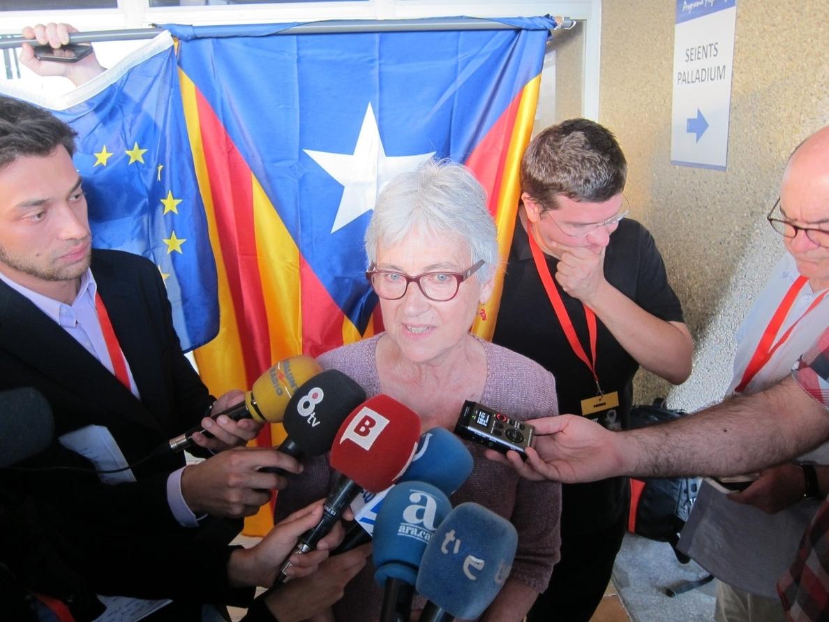 Òmnium Cultural dice que tras el »no» del Congreso hay que lograr el amparo de la legalidad del Parlament
