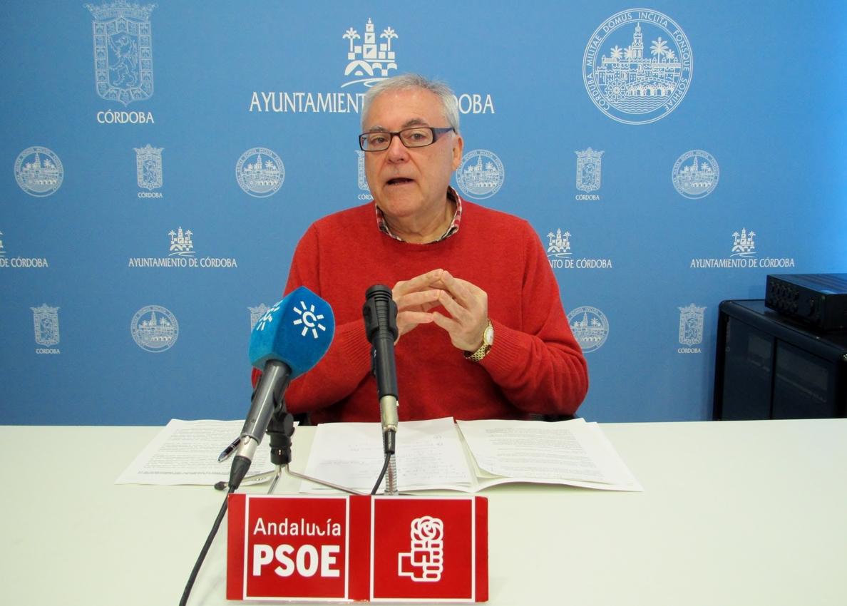 El PSOE critica que se genere «un conflicto empresarial» por el Centro de Visitantes