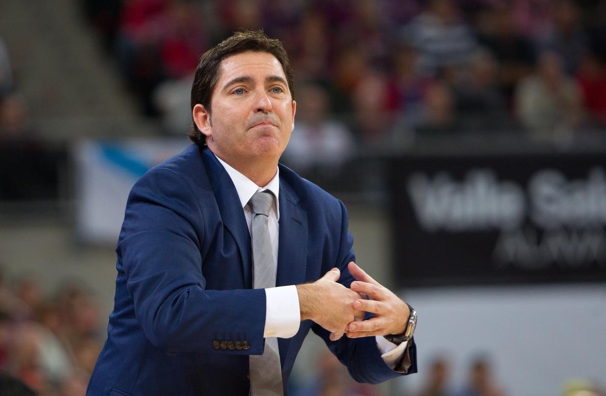 Pascual: «El nivel del equipo no se pierde en una semana»