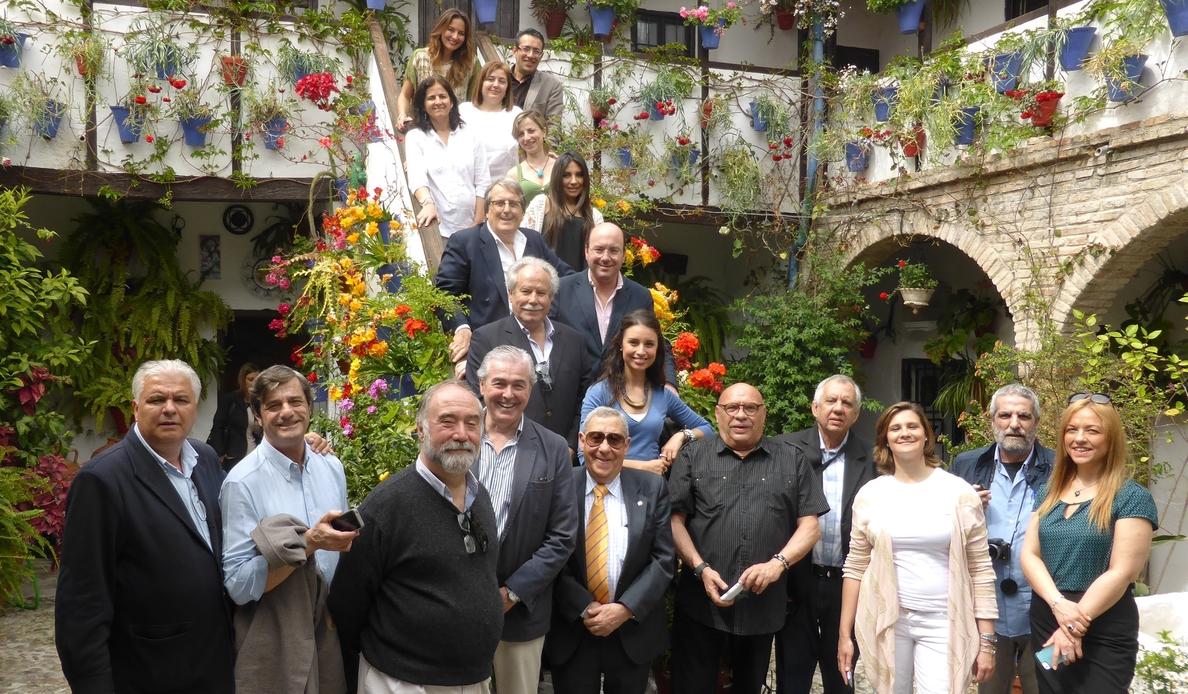 Periodistas iberoamericanos visitan Córdoba por la Capitalidad de la Cultura Gastronómica