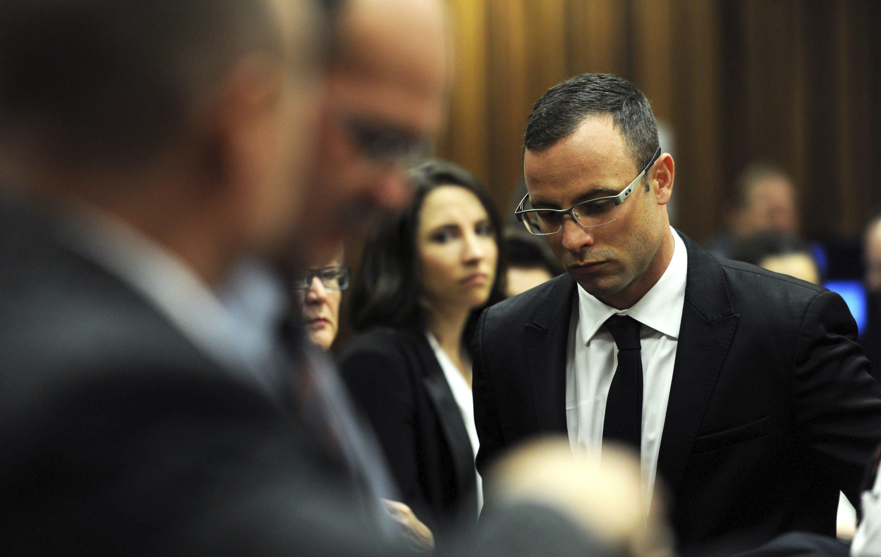 El fiscal presiona a Pistorius: «¿Cometió un error? Usted mató a una persona, eso es lo que hizo»