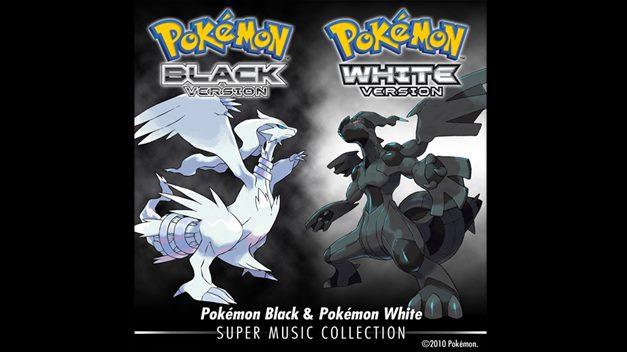 Pokémon Black & Pokémon White: Super Music Collection ya está la venta en iTunes