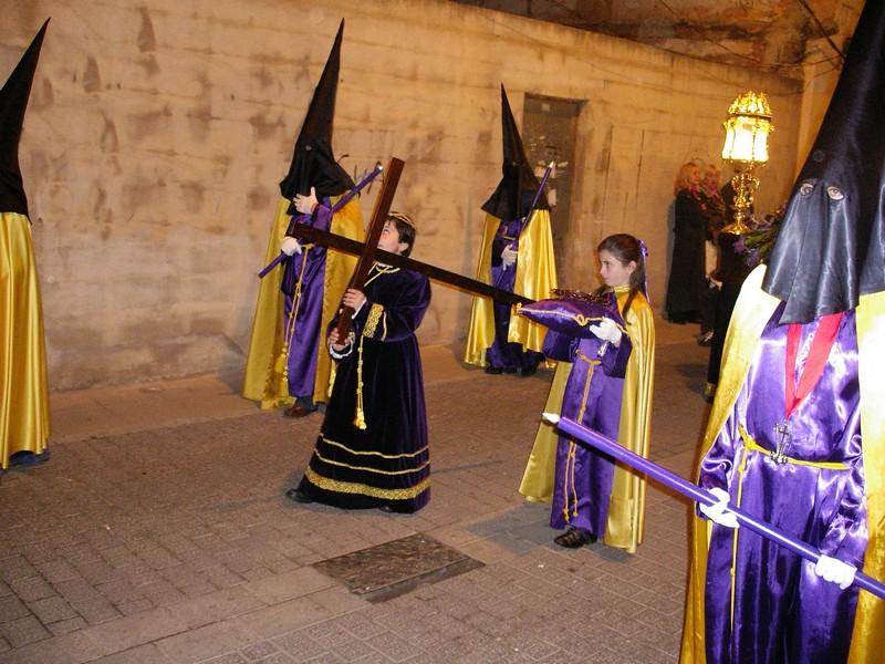 Horarios e Itinerarios de las procesiones de Castellón en Semana Santa 2014
