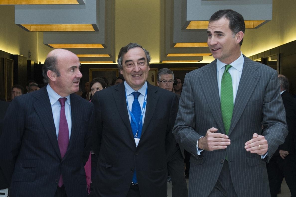 Rosell pide «estabilidad» en los incentivos fiscales a la I+D y aumentar el gasto público en innovación