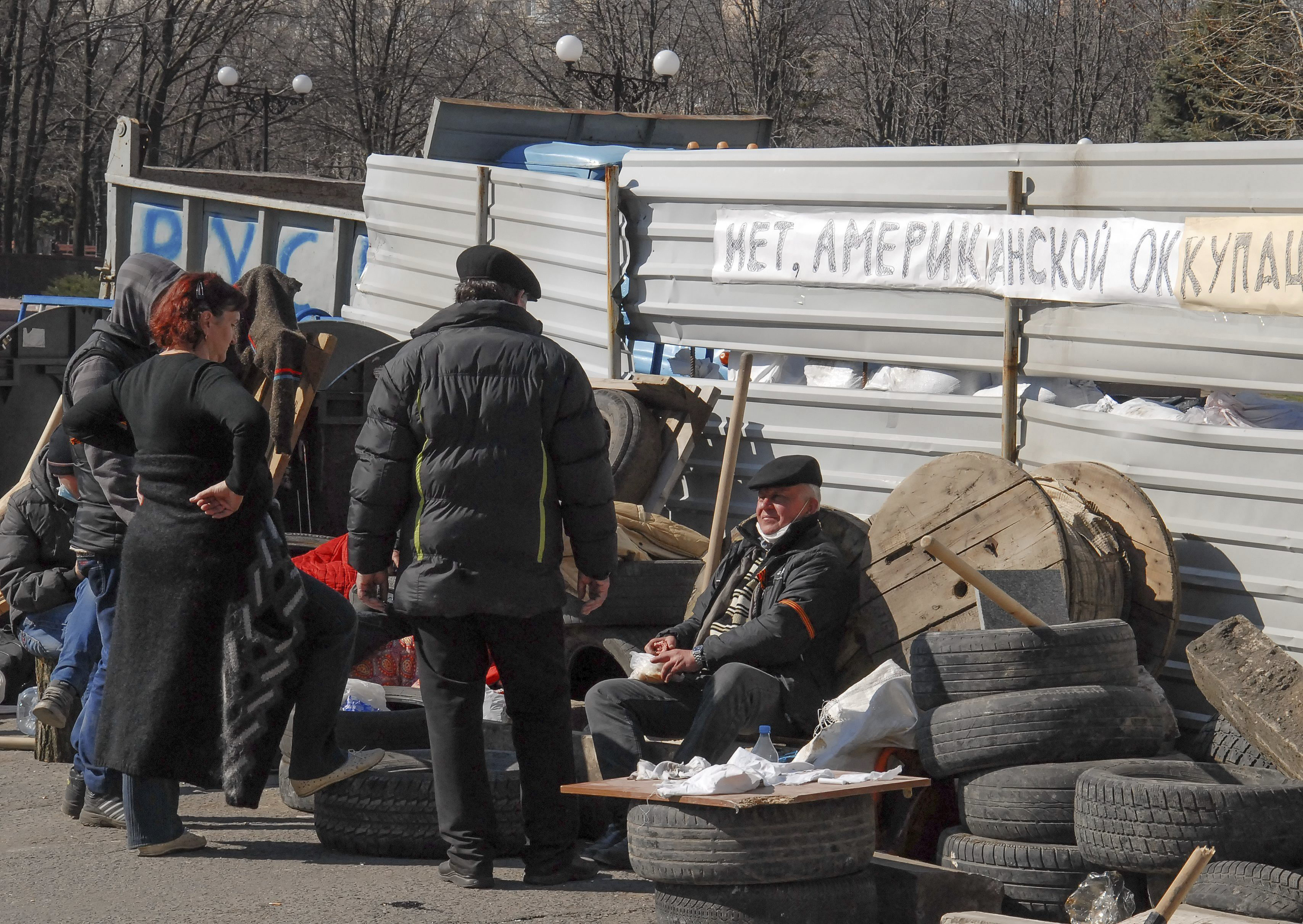La crisis en Lugansk será resuelta en dos días, según el ministro del Interior ucraniano