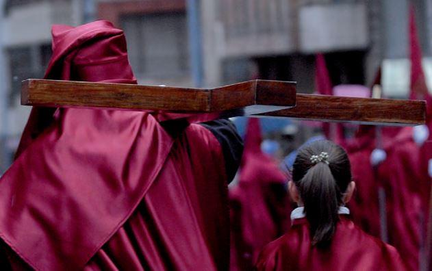 Horarios e Itinerarios de las procesiones de Soria en Semana Santa 2014