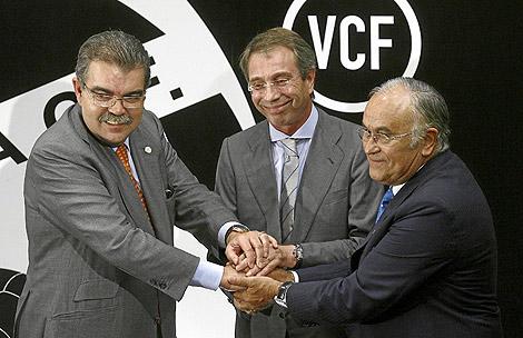 El expresidente del Valencia, Juan Soler, detenido por intentar secuestrar a Vicente Soriano