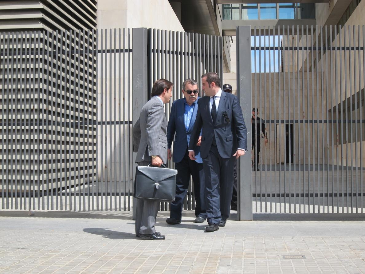 Soler sale en libertad con cargos tras declarar por su presunta vinculación con un intento de secuestro a Soriano