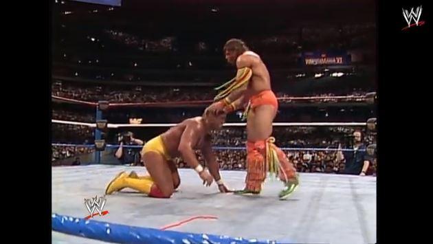 Muere El Último Guerrero, James Hellwig, el popular luchador de »Pressing Catch»