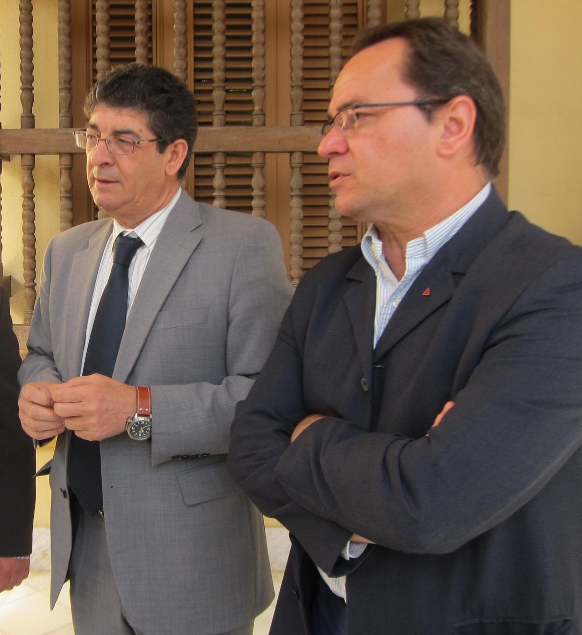 Valderas: Los directivos de RTVA tienen «un tiempo tasado» para adaptar su salario y no cobrar más que la presidenta