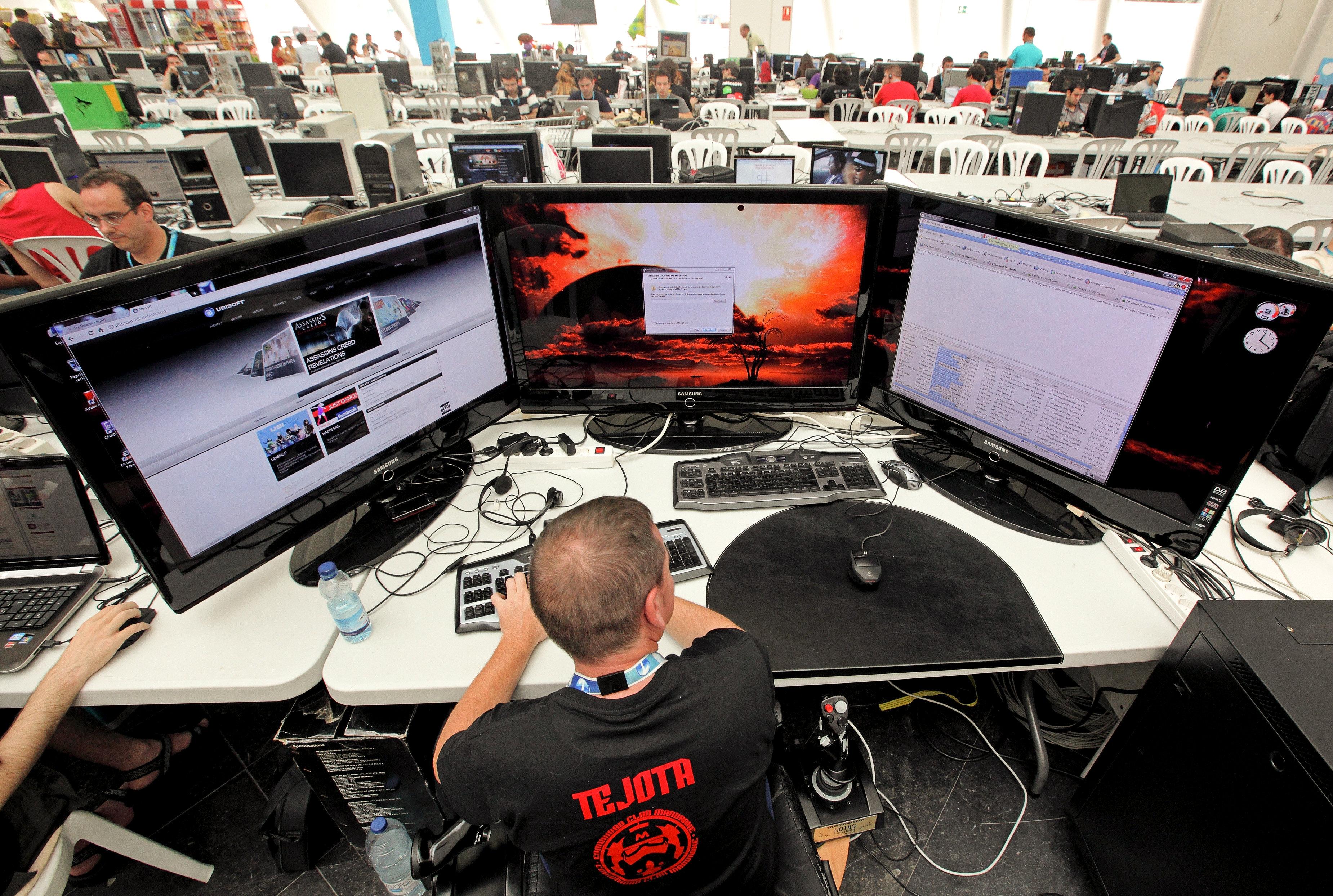 El 84 % de los contenidos consumidos en internet en España es pirata