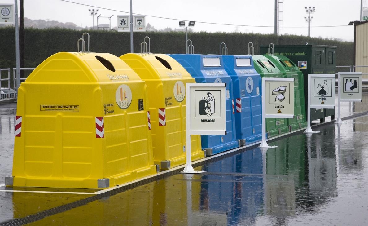 Ocho de cada diez extremeños afirman separar todos o casi todos los envases para su reciclaje