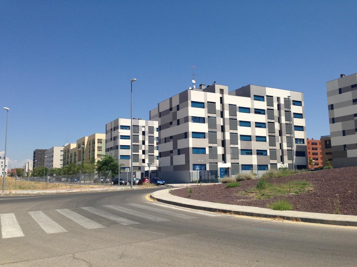 Las viviendas visadas en la provincia durante el primer trimestre del año registran un descenso del 60%