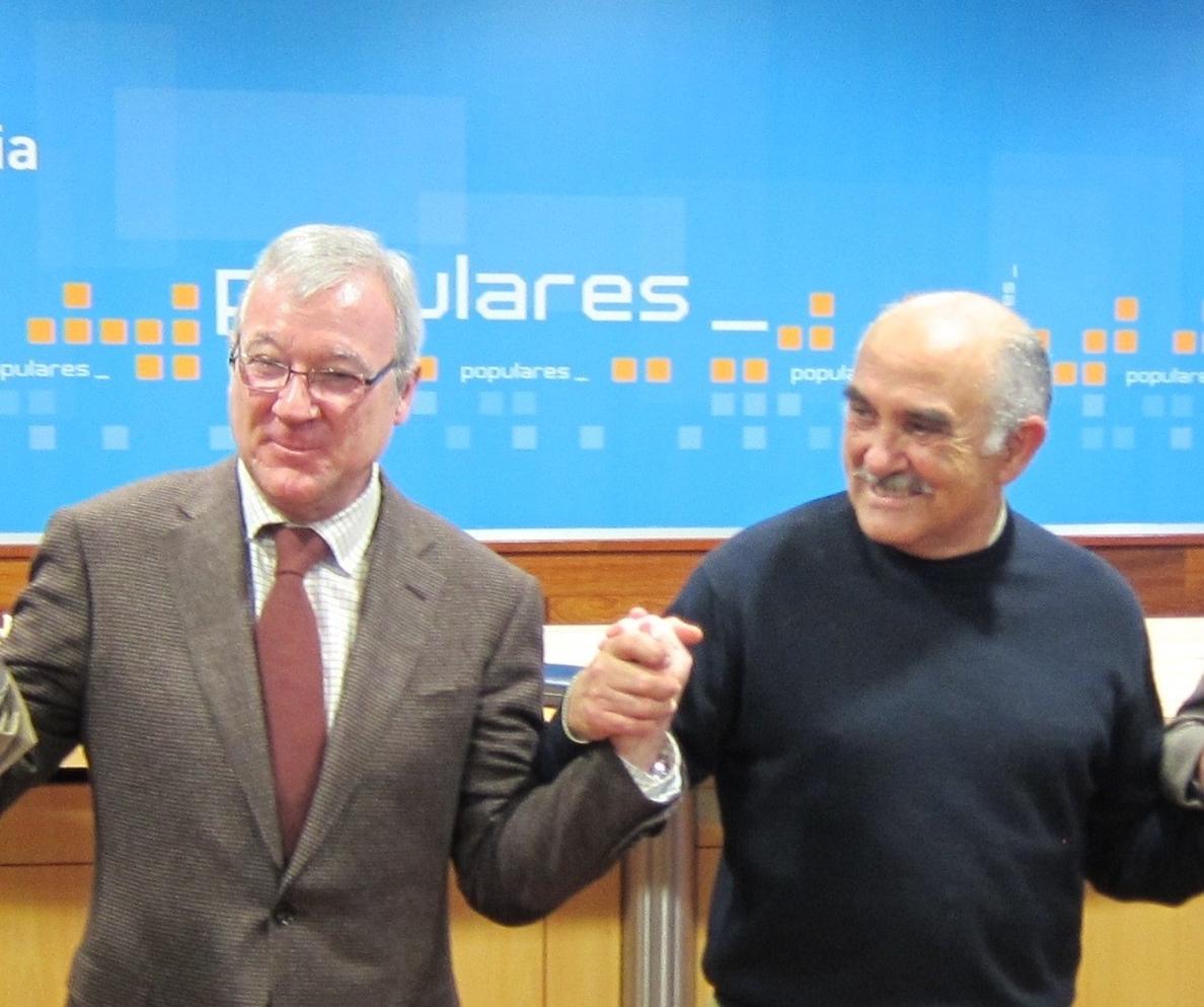 Alberto Garre toma hoy posesión como presidente de Murcia en un acto que contará con el ministro Montoro