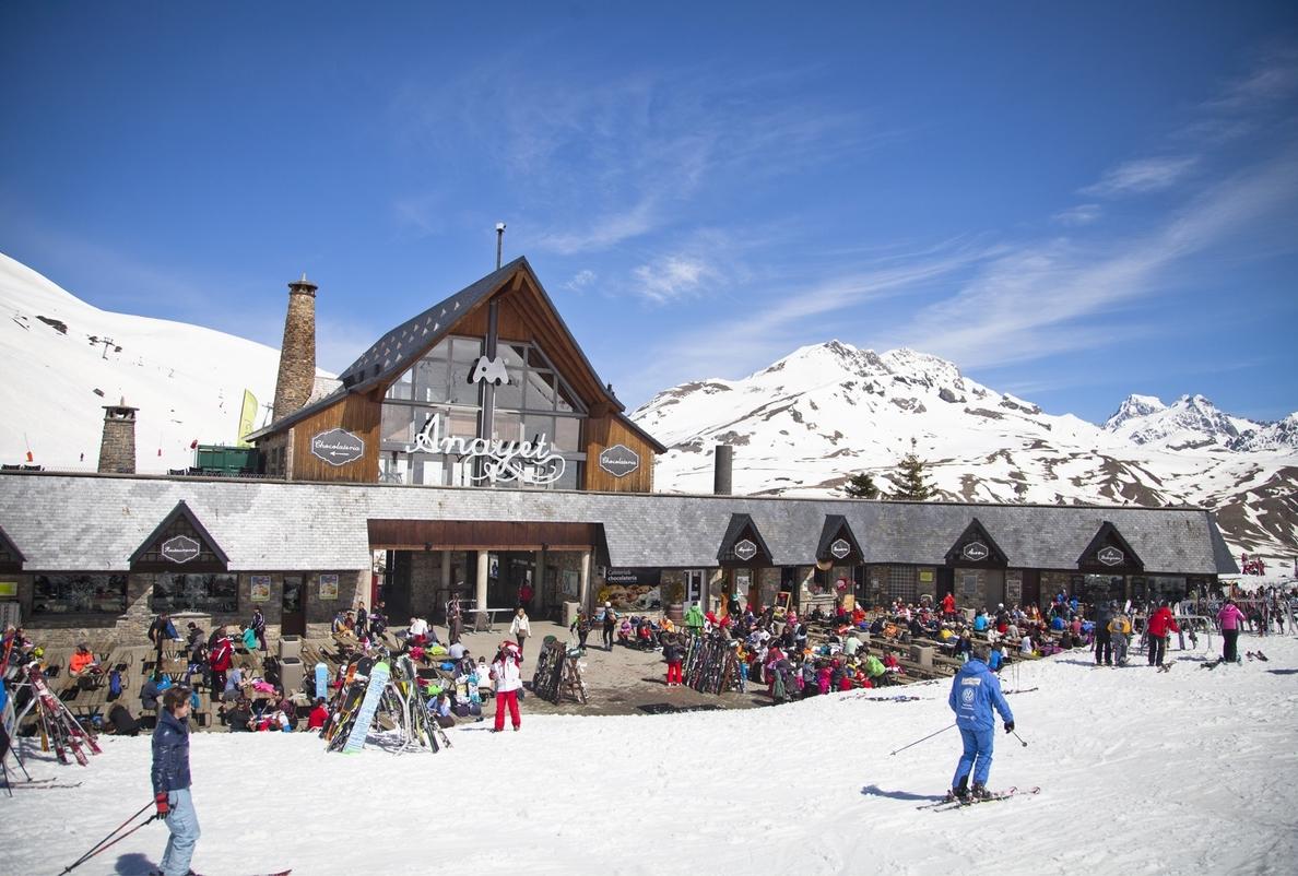 Aramón presenta 180 kilómetros esquiables este fin de semana