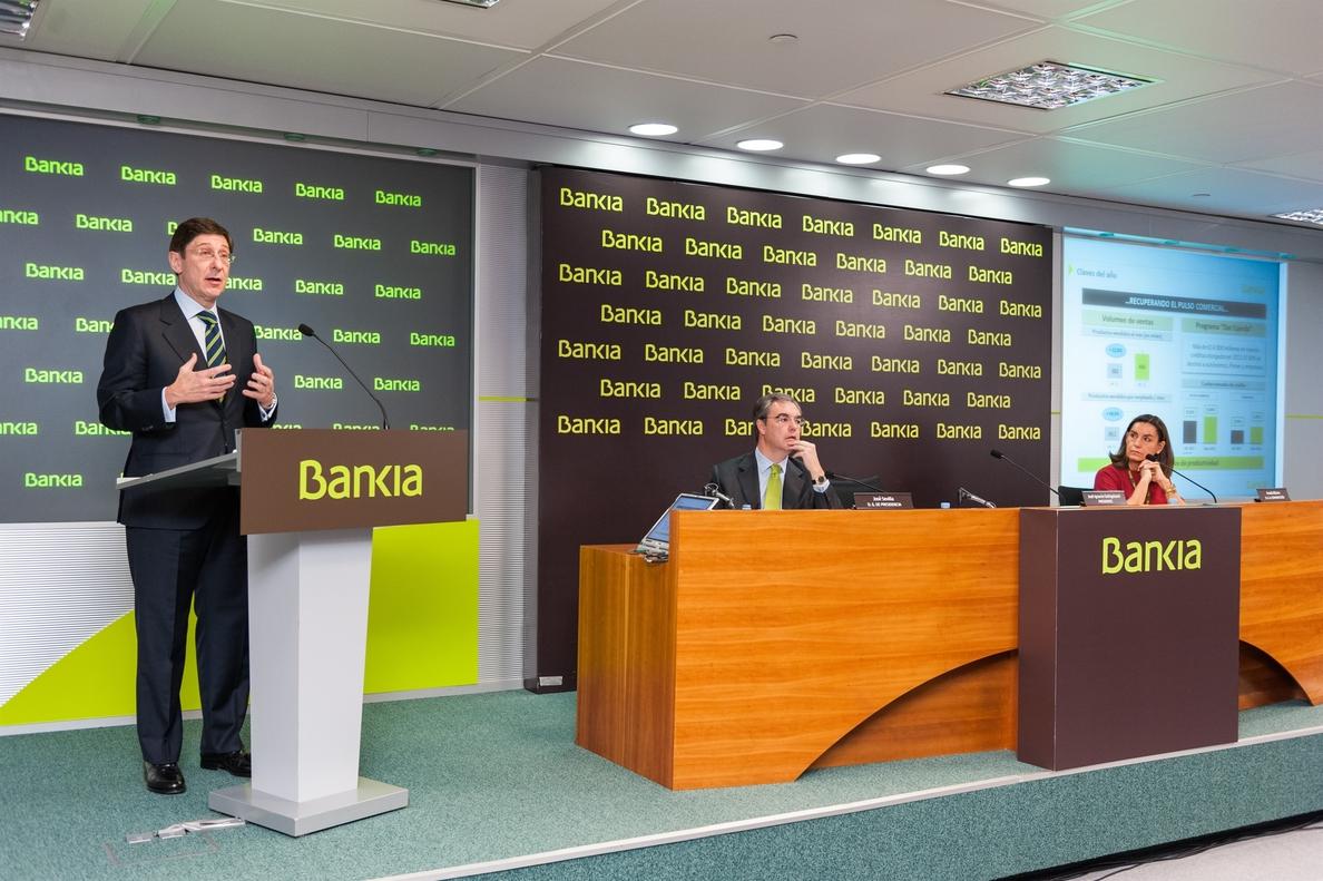 Bankia vende por 1.527 millones su participación del 4,94% en Iberdrola, con una plusvalía de 266 millones